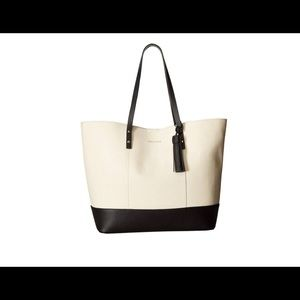 Cole Haan Bayleen Pebbled Leather Tote